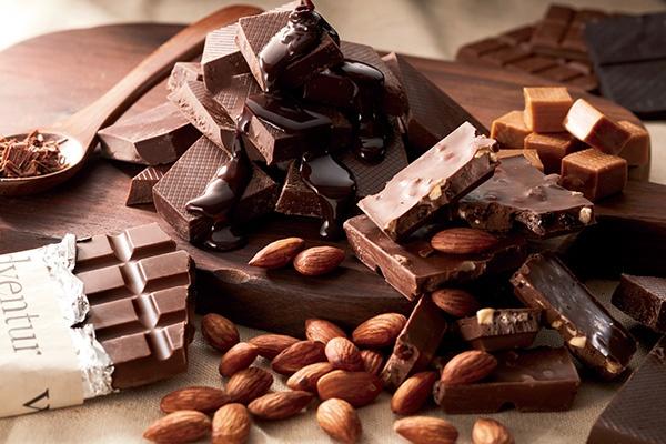 チョコに脳が反応?