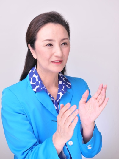 米国政治に精通する早稲田大学教授の中林美恵子さん。大統領選の時期は、有識者として数多くのメディアに出演した。