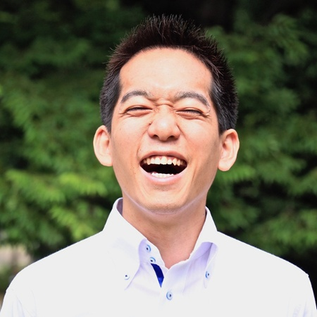 渋谷肥料の代表の坪沼敬広さん。プロジェクトのコンセプト設計と各プロダクトのマネジメントを手掛ける