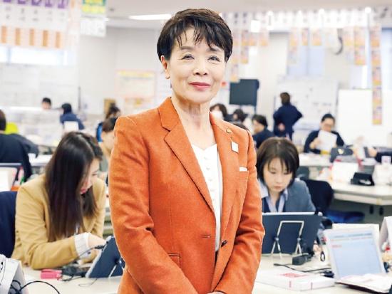 石川鈴子さん