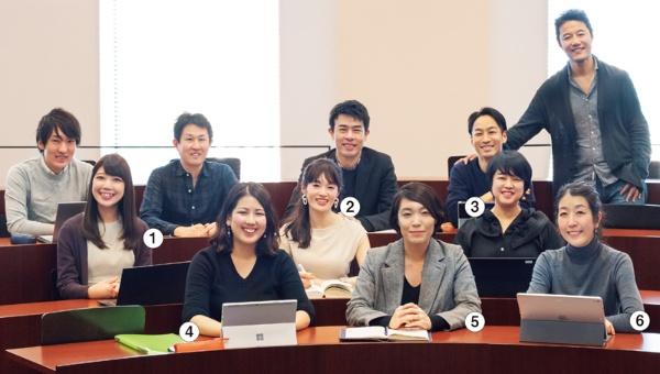 MBA取得を目指している6人の女性をご紹介!