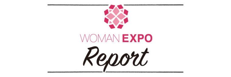 WOMAN EXPOリポート