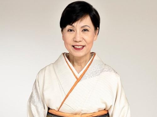 法政大学元総長の田中優子さん