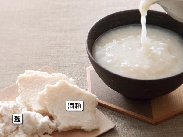 腸内環境を改善するのは、麹に含まれる「グルコシルセラミド」。1杯の甘酒(200ml)には最大4.15mg含まれ、「和食中心の生活に1杯加えることで効果が期待できる」(北垣教授)