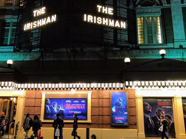 THE IRISHMANがメディアで大きく報道されている理由は、作品の中身以外にも理由があった