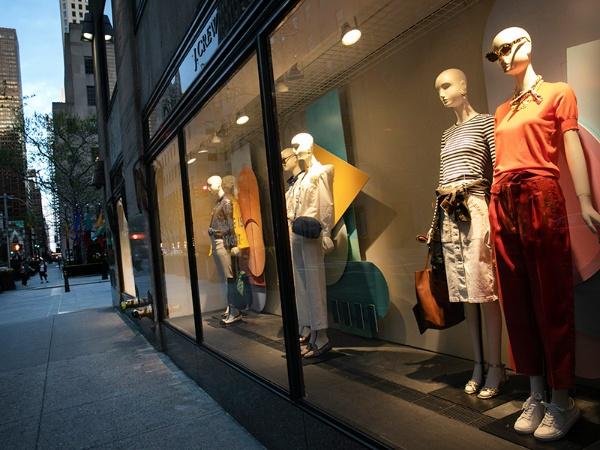 ニューヨークのファッション・ブランドの破綻は、Jクルーから始まった(写真:AP/アフロ)