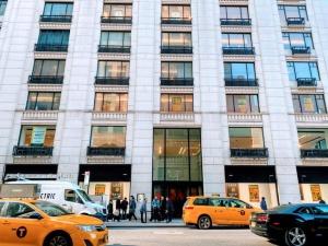 2020年、ニューヨークではデパートの閉店が相次いでいる(写真はバーニーズ・ニューヨーク)