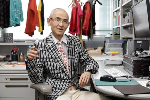 京都大学名誉教授 鎌田浩毅さん 勉強時間は1日1時間でいい