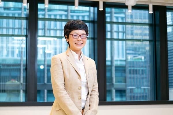 SAPジャパン 常務執行役員 人事本部長の石山恵里子さん