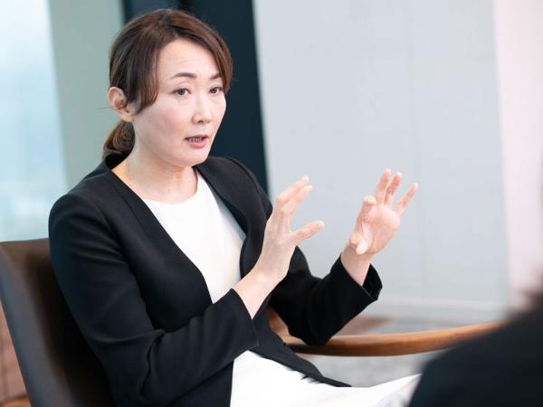「学力も非常に高い優秀な日本女性のポテンシャルを活用できていないのは、国家にとって大きな損失です」(只松さん)