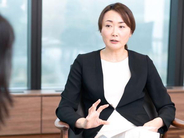 「女性を含むすべての人が安心して活躍できる土台をつくることで多くの人の英知を結集し、イノベーションを創造し、競争力を高めていくという点において、ダイバーシティがこれまで以上に必要になってきています」(「30%クラブ・ジャパン」創設者・只松美智子さん)