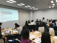 2019年6月には、初めてのアンバサダーミーティングを昼夜に分けて実施。日経ARIA、日経DUAL、日経doors、それぞれのアンバサダーが一堂に会して交流しました。大阪や福岡からの参加者もいらっしゃいました